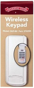 Overhead Door Wireless Garage Door Opener Keypad review