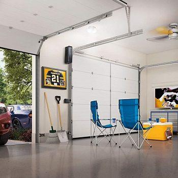vertical-garage-door-opener