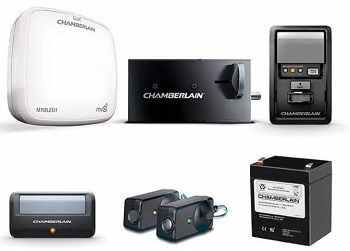 Chamberlain Wall Mount Garage Door Opener review