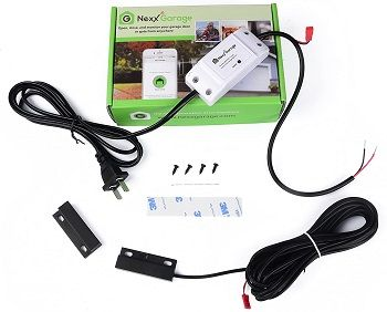 Nexx Smart Garage Door Opener review